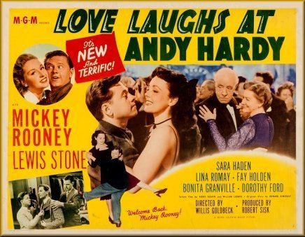 Love Laughs at Andy Hardy Love Laughs at Andy Hardy 1946 Willis Goldbeck RareFilm