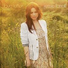 Love Letter (Jessie Farrell album) httpsuploadwikimediaorgwikipediaenthumbc