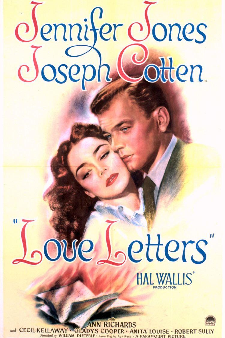 Love Letters (1945 film) wwwgstaticcomtvthumbmovieposters37139p37139