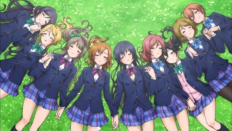 Love Live! Foreshadowing in the Love Live School Idol Project Opening