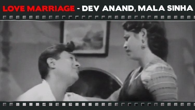 Love Marriage 1959 Classic Hindi Movie Dev Anand Mala Sinha