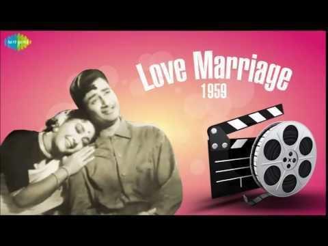 Kahan Ja Rahe The Mohammad Rafi Love Marriage 1959 YouTube