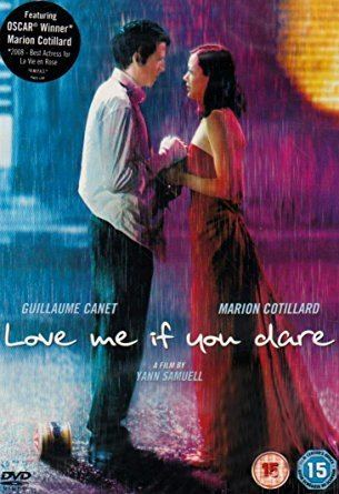 Love Me If You Dare Love Me If You Dare DVD Amazoncouk Guillaume Canet Marion