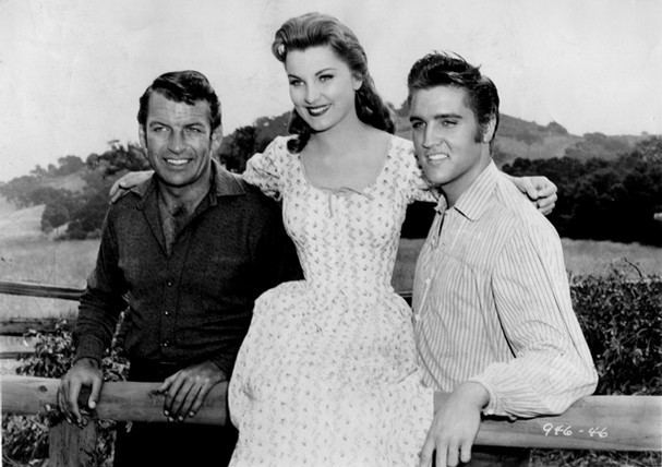 Love Me Tender (film) The Elvis Files Love Me Tender 1956 Cinefille