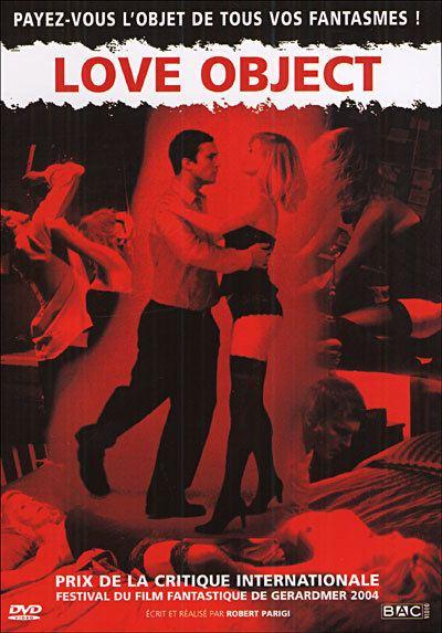 Love Object Love object DVD Zone 2 Robert Parigi Desmond Harrington