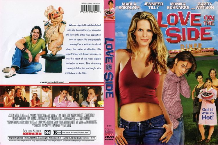 Love on the Side COVERSBOXSK Love On The Side 2004 high quality DVD