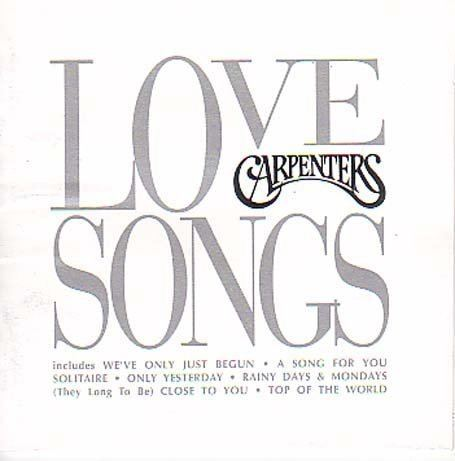 Love Songs (The Carpenters album) - Alchetron, the free