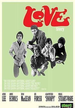 Love Story (2006 film) movie poster