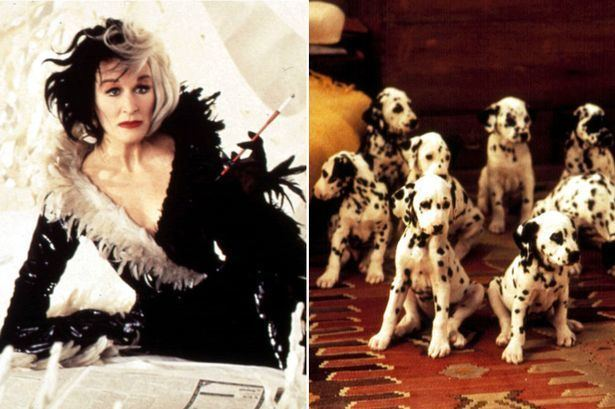 Love That Pup movie scenes Rex 101 Dalmatians