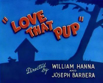 Love That Pup movie poster