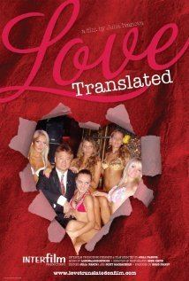 Love Translated movie poster