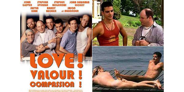 Love! Valour! Compassion! Love Valour Compassion 1997 Gay Themed Movies