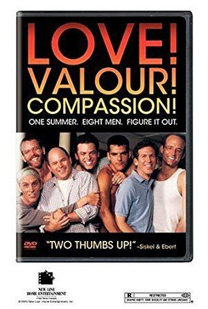 Love! Valour! Compassion! Amazoncom Love Valour Compassion Jason Alexander Stephen