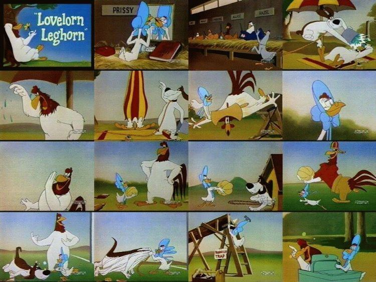 Lovelorn Leghorn Lovelorn Leghorn wallpaper