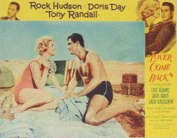 Lover Come Back (1961 film) Lover Come Back film DISCOVERING DORIS The longest running