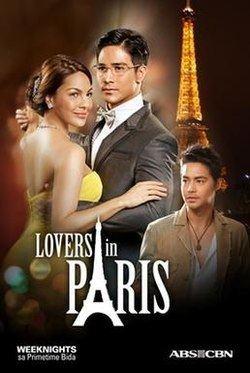 Lovers in Paris (Philippine TV series) - Alchetron, the free