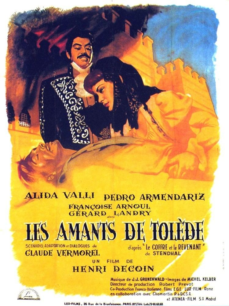 Lovers of Toledo Lovers of Toledo 1952 uniFrance Films