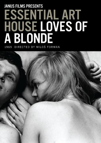 Loves of a Blonde Loves of a Blonde 1965 The Criterion Collection
