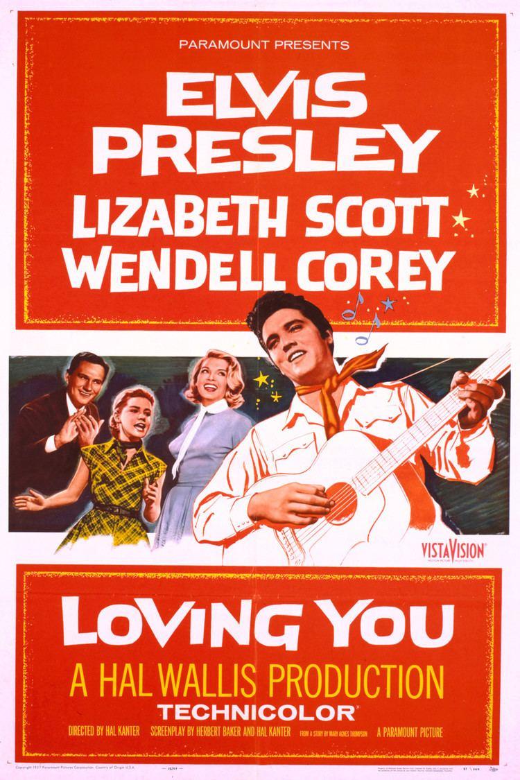 Loving You (1957 film) wwwgstaticcomtvthumbmovieposters2726p2726p