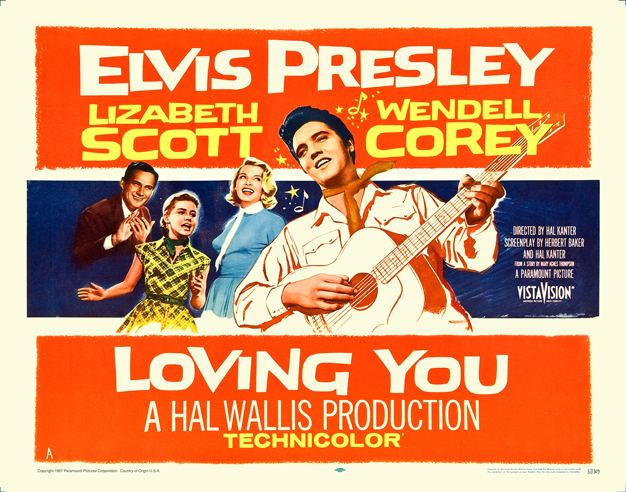 Loving You (1957 film) Complete Classic Movie Loving You 1957 Independent Film News