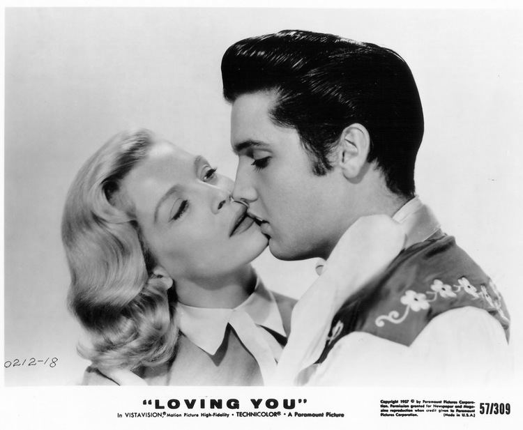 Loving You (1957 film) Loving You 1957 THE STILLS Elvis Echoes Of The Past