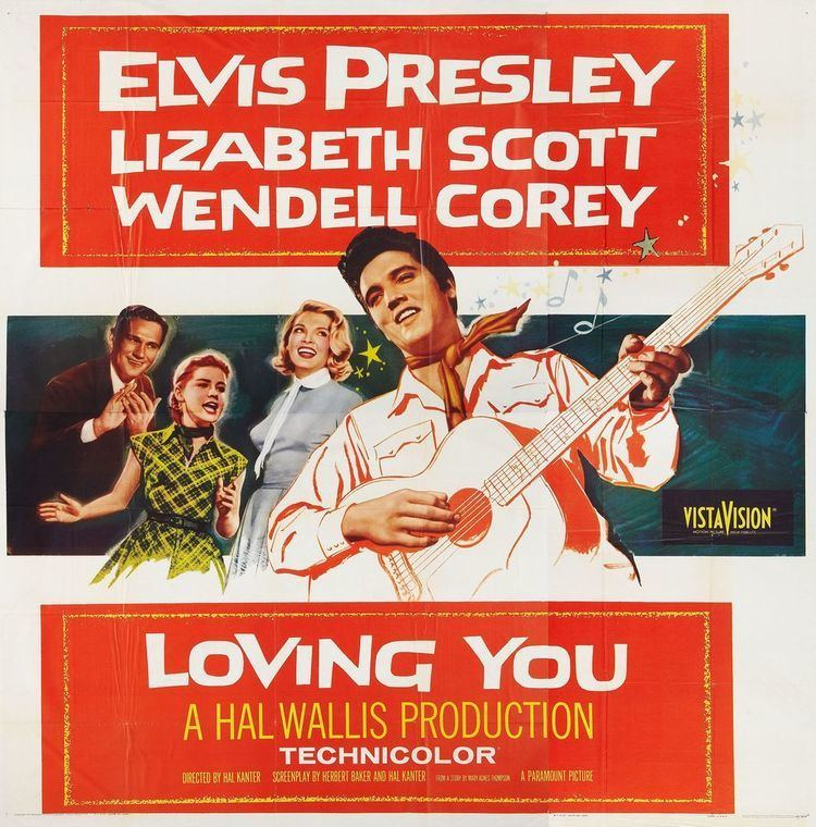 Loving You (1957 film) Loving You 1957 Elvis Echoes Of The Past