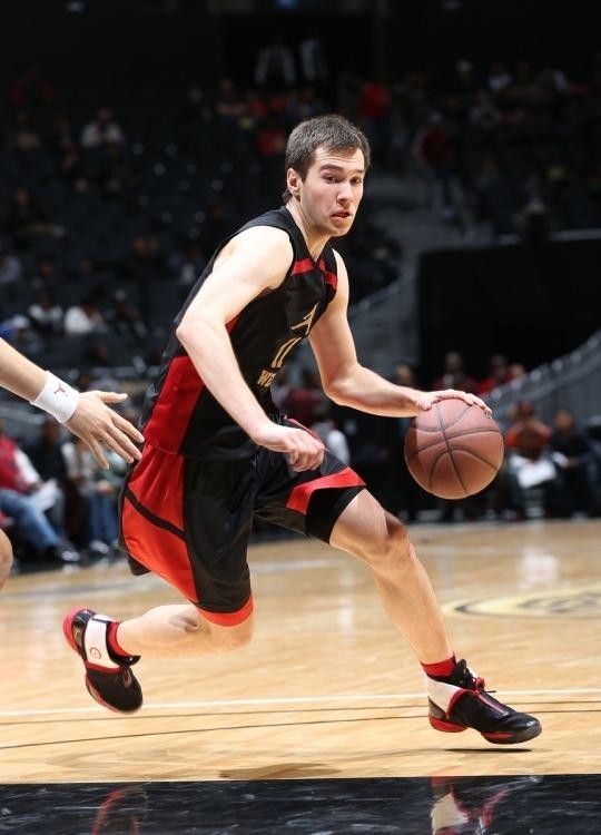 Lovro Mazalin Galerija Mazalin ostavio jak dojam na NBA skaute