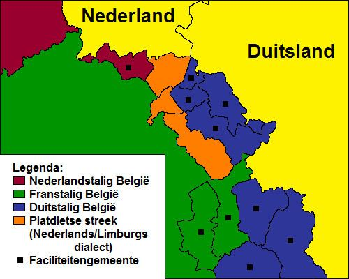 Low Dietsch dialects
