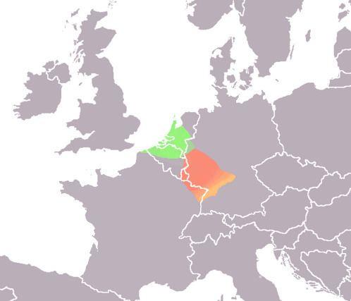 Low Franconian languages