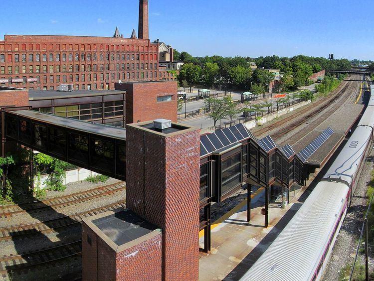 Lowell (MBTA station)