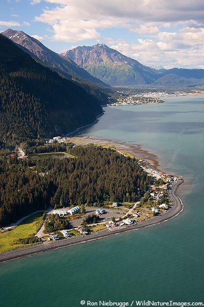 Lowell Point, Alaska wwwwildnatureimagescomimages205100824309jpg