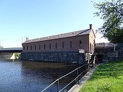 Lowell Power Canal System and Pawtucket Gatehouse httpsuploadwikimediaorgwikipediacommonsthu