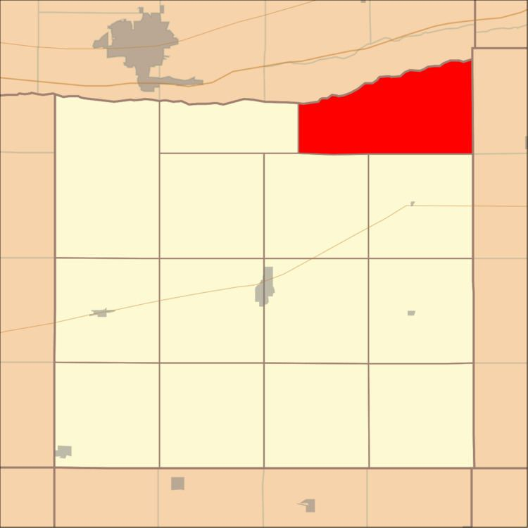 Lowell Township, Kearney County, Nebraska