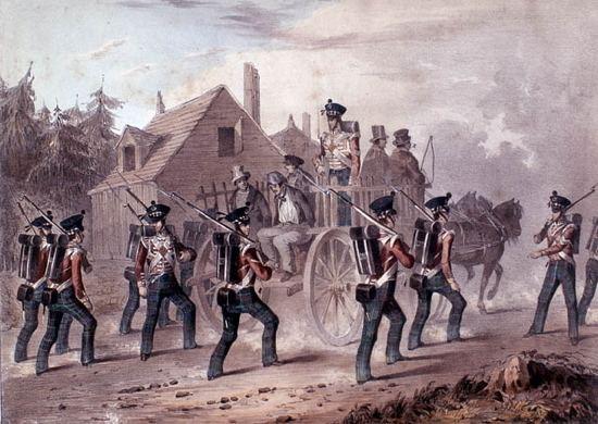 Lower Canada Rebellion Begbie Contest Society Rebellions of 1837