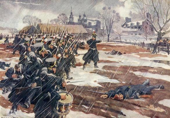 Lower Canada Rebellion Home