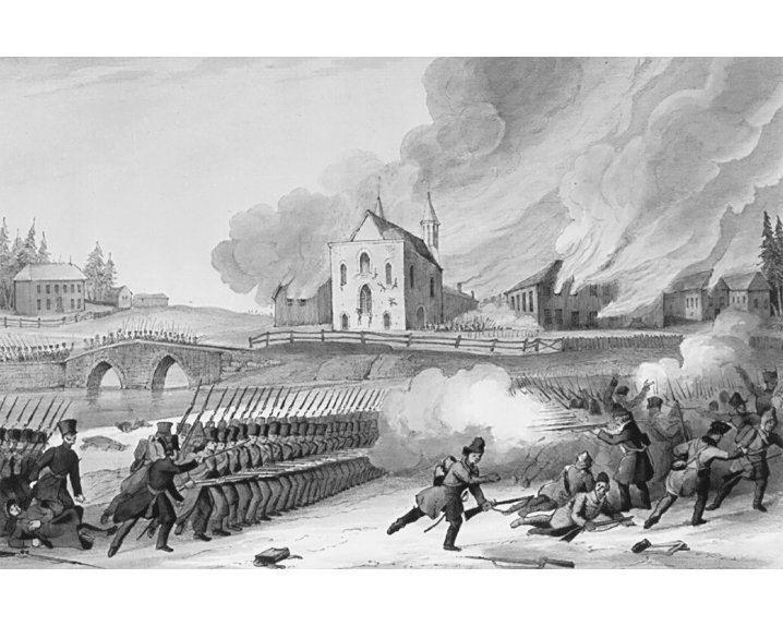 Lower Canada Rebellion Rebellions