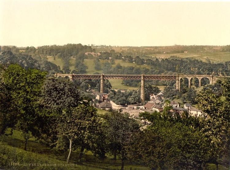 Lower Lydbrook Viaduct