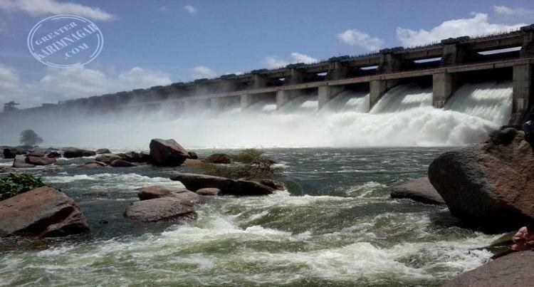 Lower Manair Dam wwwgreaterkarimnagarcomsitesdefaultfilesstyl