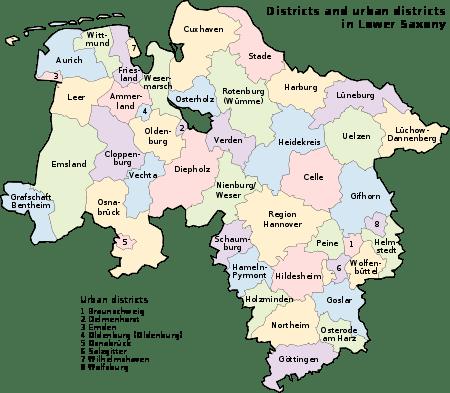 Lower Saxony Wikipedia