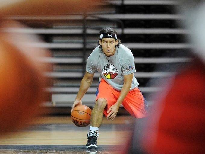 Lower Sioux Indian Reservation Photos AllNations Basketball Camp