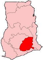 Lower West Akim (Ghana parliament constituency)