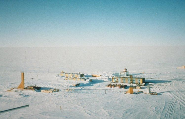 Lowest temperature recorded on Earth