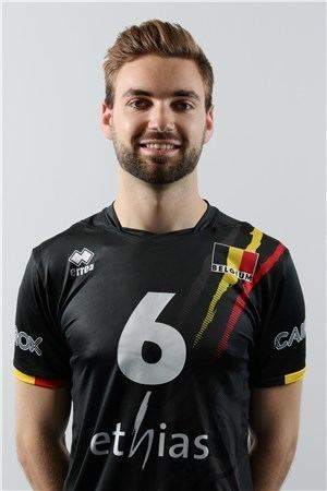 Lowie Stuer Player Lowie Stuer FIVB Volleyball World League 2017
