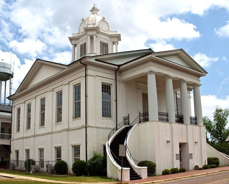 Lowndes County Courthouse (Alabama)