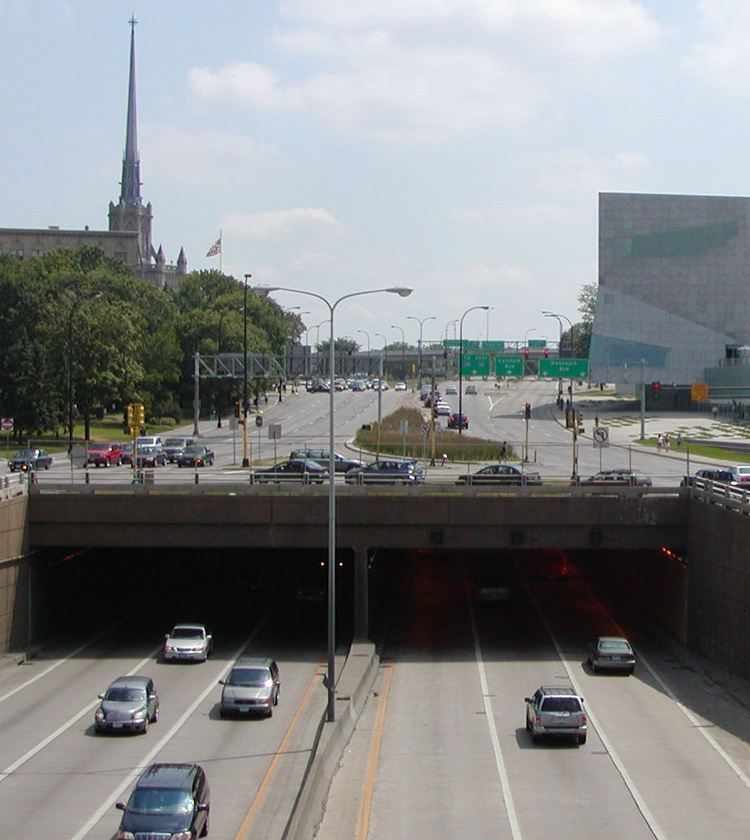 Lowry Hill Tunnel