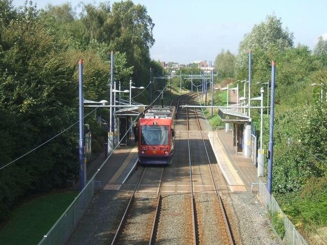 Loxdale tram stop