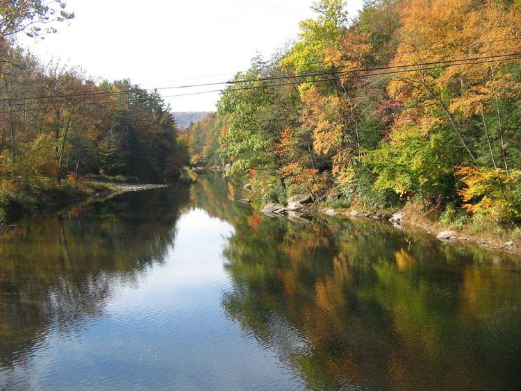 Loyalsock Creek FileLoyalsock Creek from Barbours BridgeJPG Wikimedia Commons