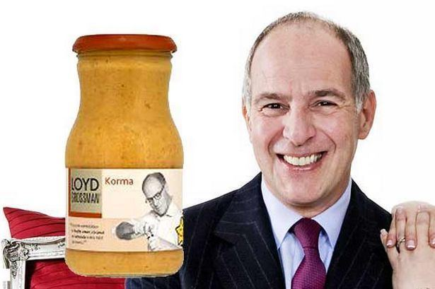 Loyd Grossman Loyd Grossman 39distressed39 over Korma sauce botulism alert