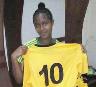 Loza Abera Loza Abera the promising goal prodigy Ethiosports