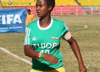 Loza Abera Spotlight On Loza Abera back to back top scorer in Ethiopia